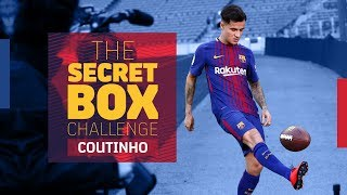 COUTINHO | THE SECRET BOX CHALLENGE