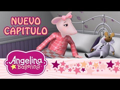 🏡 Angelina Ballerina Latinoamérica  🏡 Angelina y Su Habitación (Capítulo Completo)