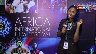Moments From Africa International Film Festival (AFRIFF) 2018.