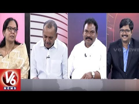 Special Debate On Governor Narasimhan Speech In Assembly | Good Morning Telangana | V6 News