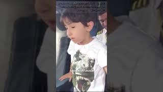 الطفل المصري آدم و هو يشرح لكابتن الطائرة أدق التفاصيل عن انظمة الطائرة بشكل احترافي ودقيق جداً
