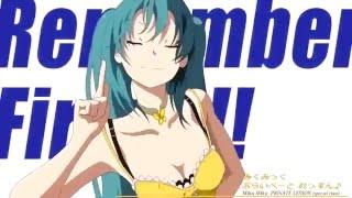 Hatsune Miku - World is Mine (Anime Version)