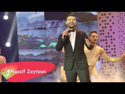 Nassif Zeytoun - Murex D'or 2018 [Exclusive Content] /  ناصيف زيتون - موريكس دور ٢٠١٨