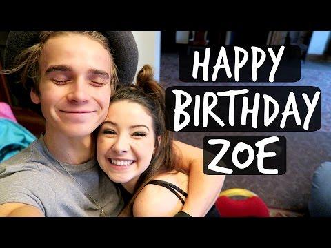 Happy Birthday Zoe! video