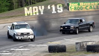 PICKUP TRUCK Spectator Drags at Beech Ridge Day of Destruction May 2019