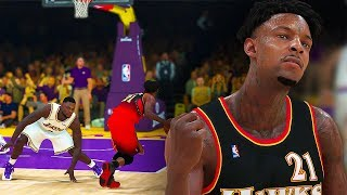 Quavo and 21 Savage Combine For 94 Points Against LeBron James and The Lakers! NBA 2K19 QUAVO Career
