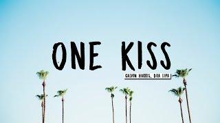 Calvin Harris Dua Lipa One Kiss Audio
