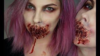 Zombie bez pusy! Halloween Makeup Tutorial