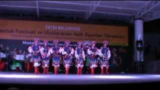 "Folk dance group ""Vesnianka"" , Ukraine"