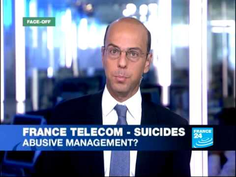 France Telecom suicides: an abusive managment ?