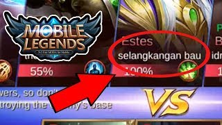 KENAPA NAMA IDNYA BEGITU SIH?! wkwkwk!! - Mobile Legends Indonesia