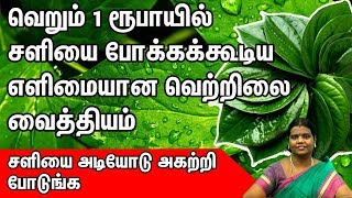 Cold Cough Home Remedies in Tamil, Cough Home Remedy in Tamil, Cold Treatment at Home in Tamil