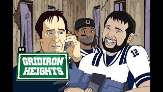 "Andrew Luck Goes Full-On Liam Neeson in ""Taken"" to Save the Colts 