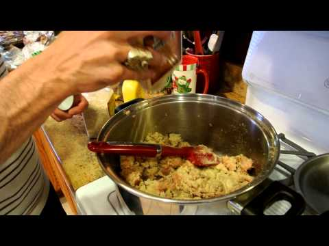 Cooking Healthy Turkey Egg White Taco meat Lowest Calorie High Protein Almost No Fat Part #1