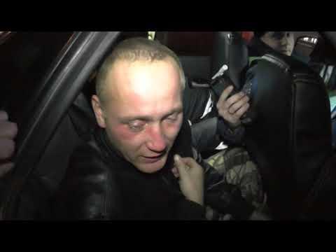 Облил дочь кипятком, поссорился с женой и устроил погоню на Вольво. Место происшествия 16.11.2017