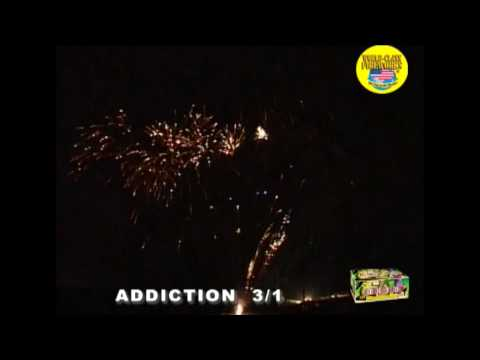 Jakes Fireworks - Addiction