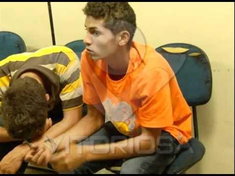 Dois são presos acusados de assalto no bairro Tabajaras
