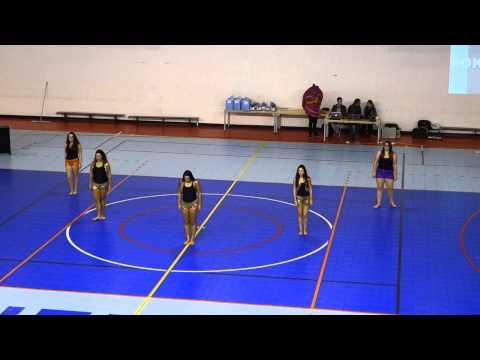 XokDance - III Festival Dan�a - Casal de Cambra 2014 (2� parte)