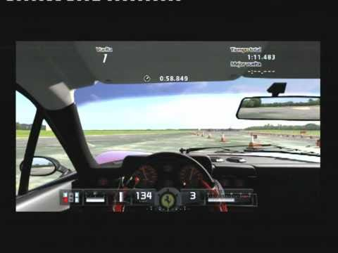 GT5 - Top Gear - Ferrari 512 BB