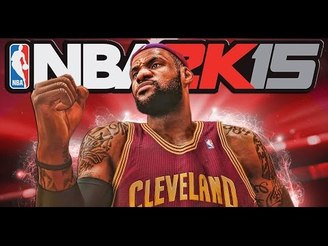 NBA 2k15 Team Ratings - Cleveland Cavaliers ft. Lebron James!