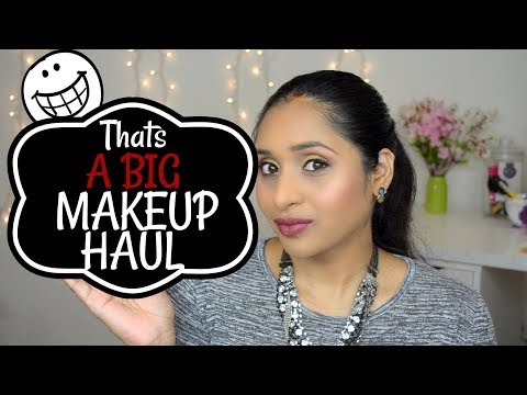DRUGSTORE MAKEUP HAUL: NEW DRUGSTORE MAKEUP 2018 | Deepikamakeup