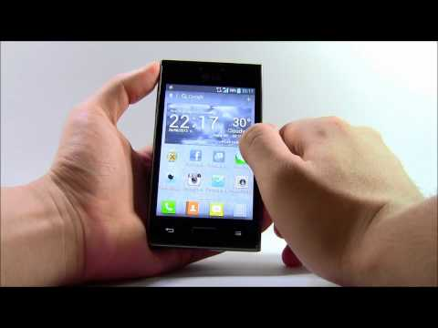 [ HD ][ Review ] : LG E610 Optimus L5 Review (พากย์ไทย)