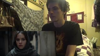 ROGUE ONE (A STAR WARS STORY) Official Teaser Trailer REACTION
