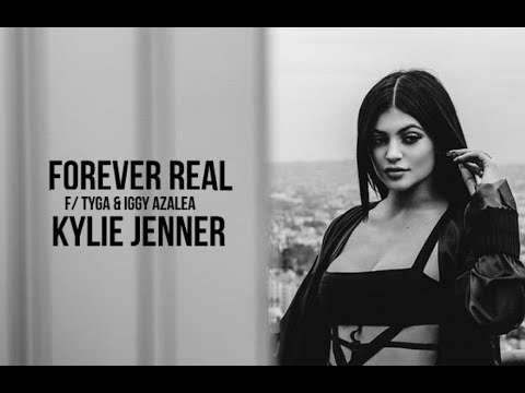 Kylie Jenner Releasing 'Forever Real' Song Featuring Tyga & Iggy Azalea!