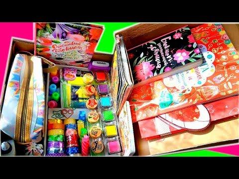 Коробка для ЛД | Мои наклейки, скотчи и веселые печати))📓  Личный дневник | Alina Zosim
