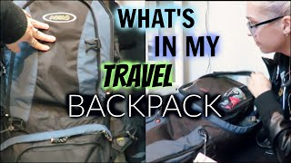 What to Bring While Backpacking