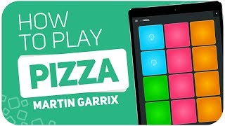 How to play: PIZZA (Martin Garrix) - SUPER PADS - Kit Crowd
