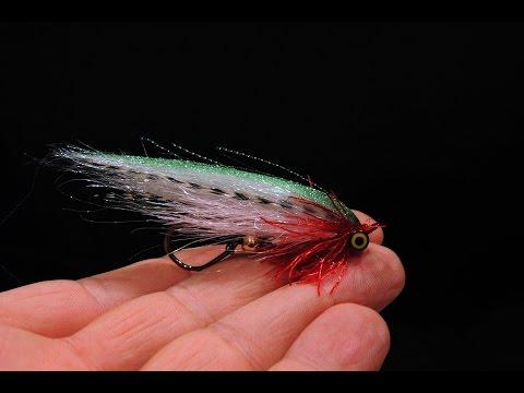 Рыболовные стримеры своими руками
