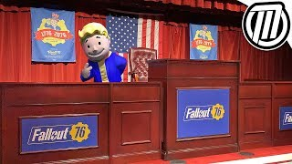 I played Fallout 76 and Explored a Real-Life Vault