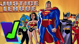Justice League Season 1 - Missing the Mark