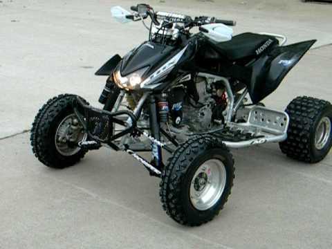 2005 TRX450R $3000 FOR SALE WWW.RACERSEDGE411.COM - YouTube