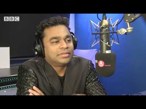 AR Rahman's candid chat with Bobby Friction