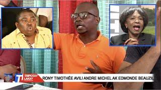 VIDEO : PM Ariel Henry bay Andre Michel ak Edmonde Supplice Beauzil chak 30 mil dola US pou vinn konvenk Diaspora