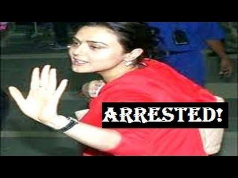 Preity Zinta Gets ARRESTED