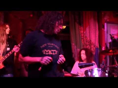 Frank Hannon Band: Eruption/Ain't Talkin Bout Love-Folsom,Ca 4/21/2012
