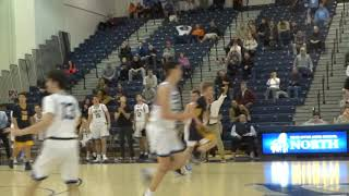 Colin Farrell three puts CBA up 48-37