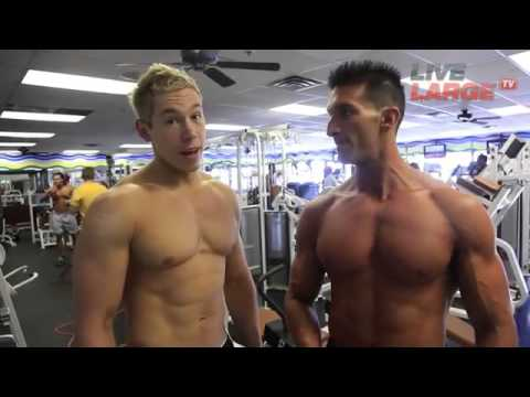 10 minute ab workout - Vince Del Monte Rants About Getting Ripped Abs LiveLargeTV