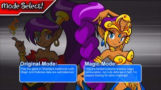 Shantae: Risky's Revenge DC (Wii U) - Magic Mode