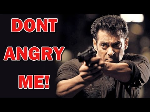 Salman Khan Talks About His 'ban On Photographers'  | Bolywood News video