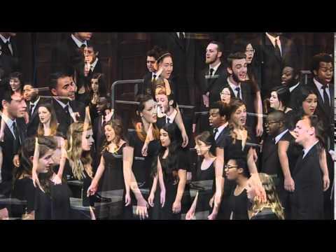 Riverside City College Chamber Singers - Sitivit anima mea