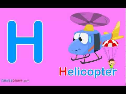 Toddler Words | Words Starting With H