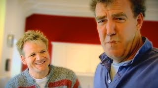 Gordon makes Lobster and Aioli with Jeremy Clarkson - The F Word