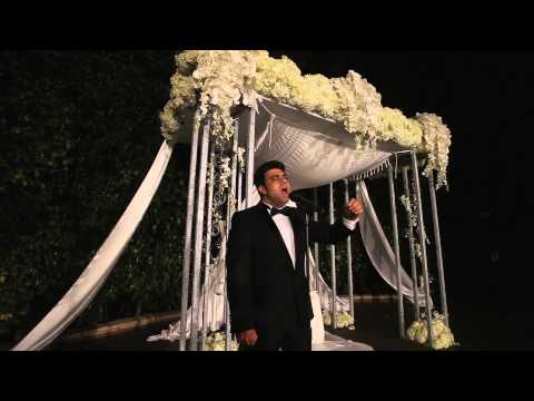 Eli Buzaglo - 'Od Ishama' jewish wedding ceremony