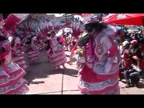 BANDA SONORA SAN MIGUEL DE ILAVE 2014 - Morenada Laykakota en la Candelaria
