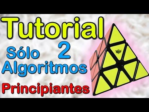 Como RESOLVER PYRAMINX (Ultra fácil)   TUTORIAL   ESPAÑOL