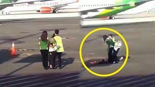 Video Wanita Terobos Gate dan Kejar Pesawat Citilink Viral, Pihak Bandara Ungkap Kronologinya